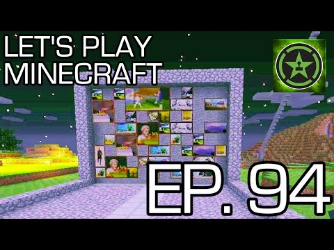 Let's Play Minecraft – Episode 94 – UnMonuments Men