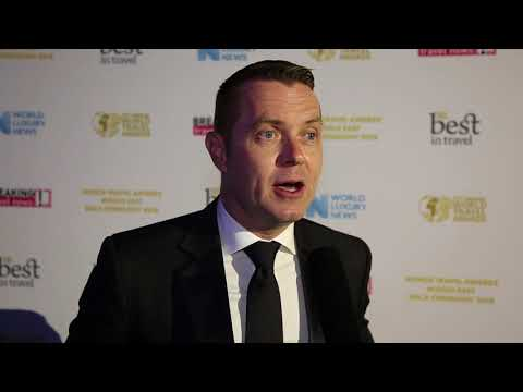 Mark Kirby, general manager, Armani Hotel Dubai