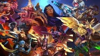 Mobile Legends Hero and their skins -  Yi sun shin, Argus, Gusion, Aldous, Kimmy , Lolita, Freya