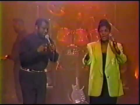 BeBe & CeCe Winans - Depend On You/Interview/It's Okay (1991)