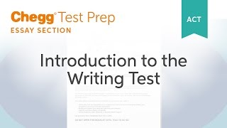 act essay prep Get started studying with our free act practice test questions these questions will help you increase your act test score.