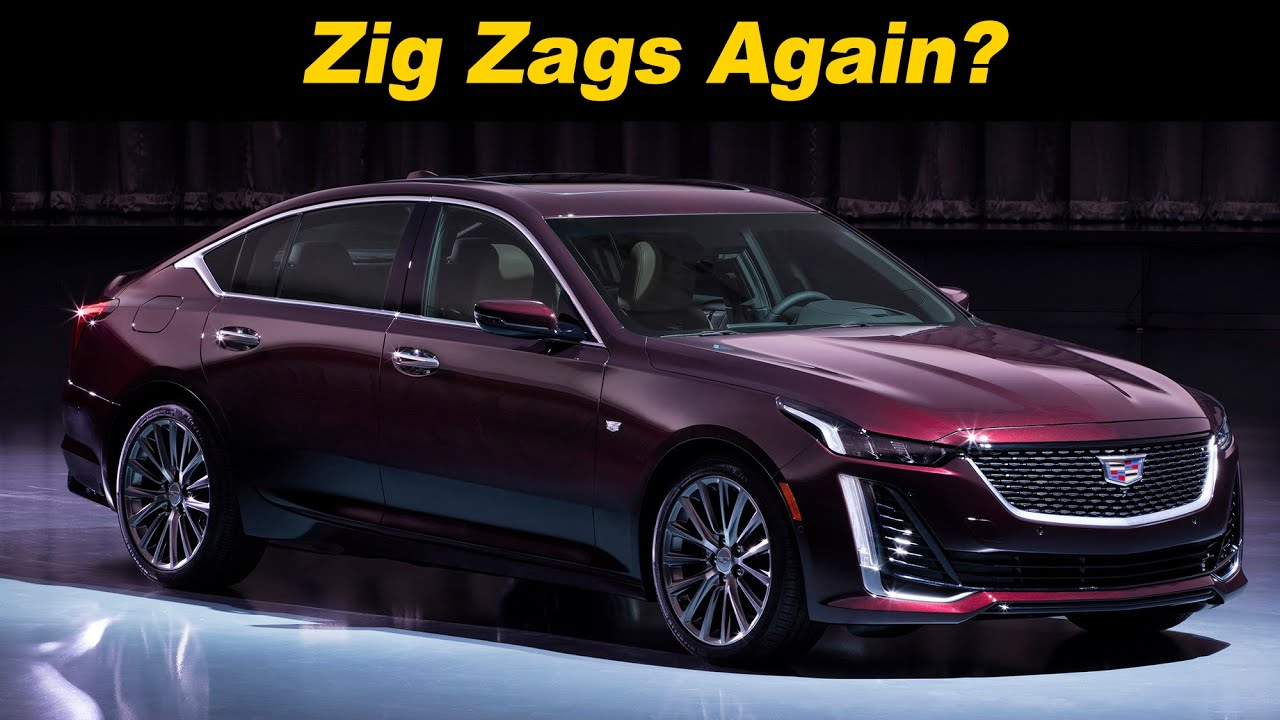 2020 Cadillac CT5 First Look - YouTube