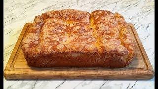 Сахарный Пирог (Очень Нежный и Вкусный) / Sugar Tart / Простой Рецепт