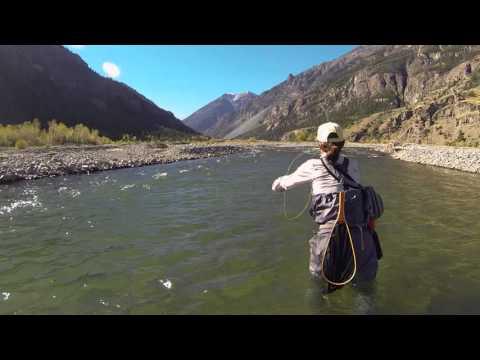 Fly Fishing Cody, Wyoming