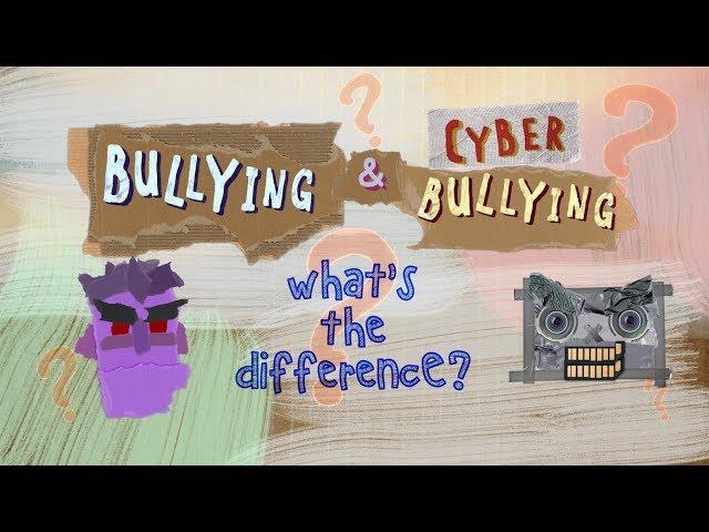 Cyberbullying and Bullying