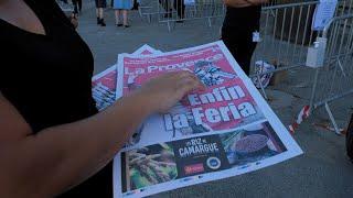 Arles : enfin la Feria !