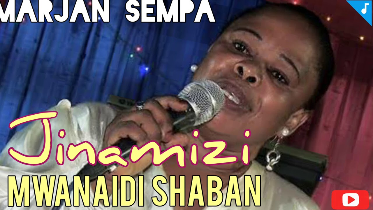 JINAMIZI - Mwanaidi Shaabani. audio - YouTube
