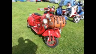 Newark-on-Trent Scooter Rally 12th sept 2015