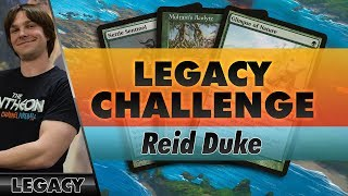Reid Duke Plays 7(+?) Glorious Rounds of Elves in a Legacy Challenge