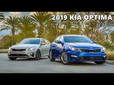 Kia Optima //OFFICIAL// SX & SXL