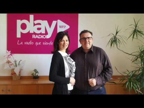 """Cynthia Baci - Entrevista en """"Discomovida"""" (Play Radio Valencia)"""