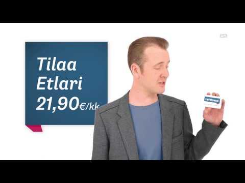 Etelä-Suomen Sanomat TV-mainos 5/2014