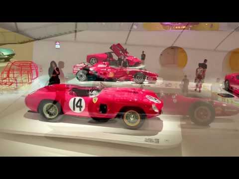 Museo Enzo Ferrari, Museo dei Motori Modena Italia - Ferrari Museum Modena Italien