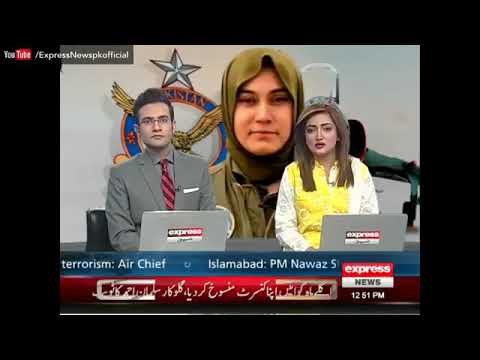 Muriym mokhtar first death anniversary first paf female fighter pilot mp4