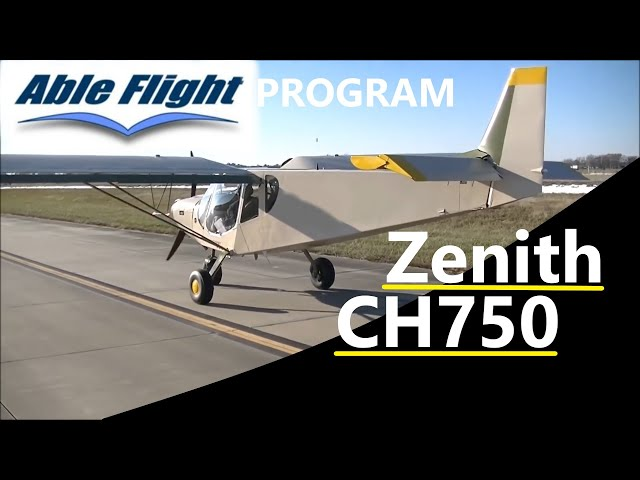 Able Flight Project - CH750 Cruzer - Andy Ovans