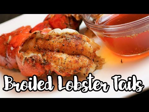How long to cook lobster tails in the oven