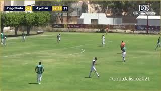 Copa Jalisco: Degollado 1-2 Ayotlán | Jornada 4, Zona Ciénega Varonil