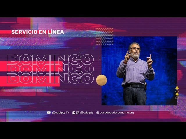Domingo de Victoria #230   Apóstol Rigoberto Bernal   Casa de Poder Panamá