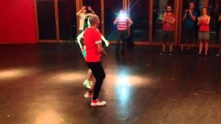 Workshop Salsa Cubana  Jacky & Luis am 15.08.2015 in Kassel