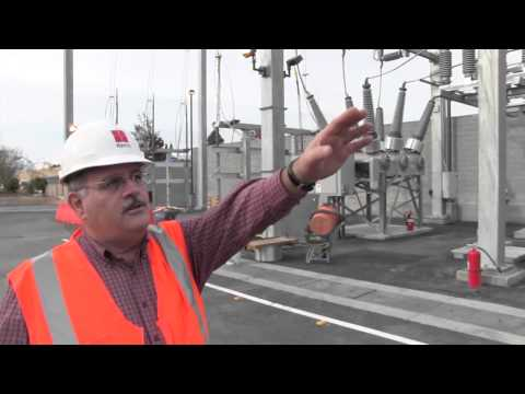 Electrical Substation Tour