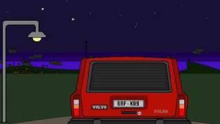 Video Volvo 240 Polar animation movie intro download MP3, 3GP, MP4, WEBM, AVI, FLV Juli 2018