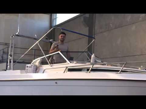 Ristrutturazione Barca gobbi19 sport