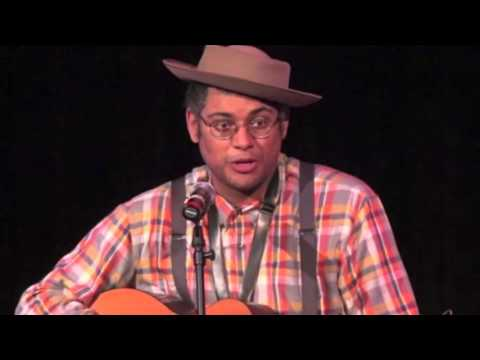 Dom Flemons Performs at Winchester Cultural Center