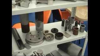Гидроабразив оборудование. Мини-камера парта МС-40.flv(Мини-камера парта МС-40 предназначена для гидропневмоабразивной обработки поверхности небольших деталей,..., 2012-06-26T04:31:37.000Z)