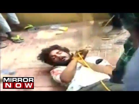 Child Trafficker Thrashed By Mob In Bengaluru