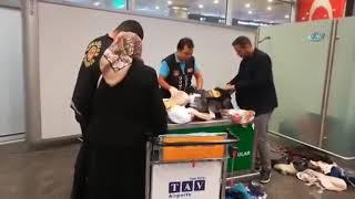 Turkiyadagi vatandoshlar: aeroportdan yashirin tovar olib o'tayotganda ushlangan.