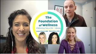 """""""The Health Evolution"""" by Dr Stephen Hussey, Episode #40 on The Foundation of Wellness Podcast"""