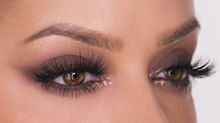 Long-wear Matte Brown Eyeshadow With A Hint Of Glam | Shonagh Scott