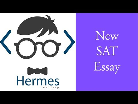 New SAT Essay: Let's Learn from Others Part 1