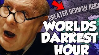 Hearts of Iron 4 HOI4 Europe's Darkest Hour Germany (Waking the Tiger DLC)