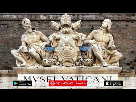 Vatican Museums – Art Gallery – Giotto And Leonardo  – Rome – Audio Guide – MyWoWo  Travel App