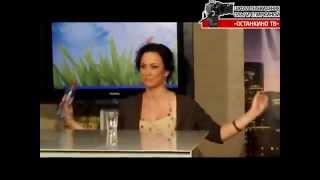 Мастер-класс Марии Берсеневой в Школе телевидения Ольги Спиркиной «Останкино ТВ»