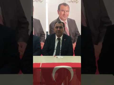 """Hüseyin Serin; """"Erdemli'de Seçimi CHP Kazanacaktır"""