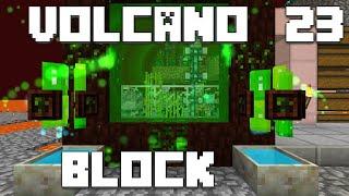 火山の中で生きるPart23【VolcanoBlock】