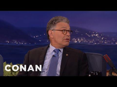 Senator Al Franken: There's No Humor In Politics