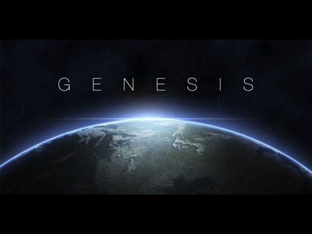 In The Beginning God Created Heaven And Earth Noah And The Flood Genesis Chapter 1 Christian Videos