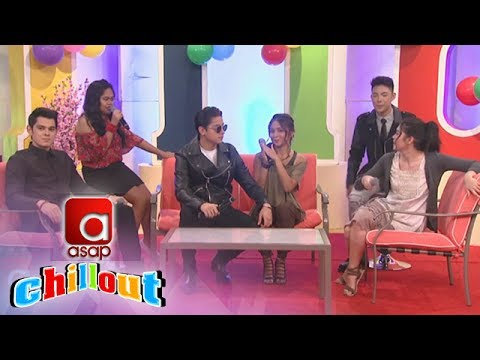 ASAP Chillout: Kathryn, Daniel and Richard visit ASAP Chillout
