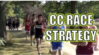 Cross Country Race Strategy