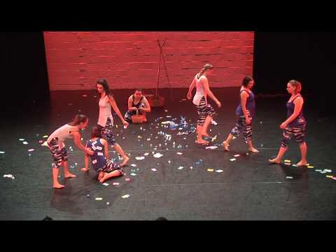 Glade Dance Collective - Mine/Field (Excerpts) at 2015 Capital Fringe Festival