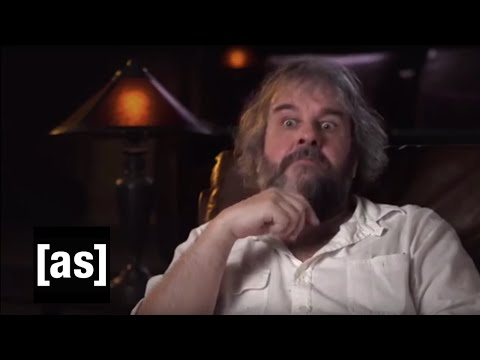Peter Jackson Winged It | On Cinema 4th Annual LIVE Oscar Special | Adult Swim