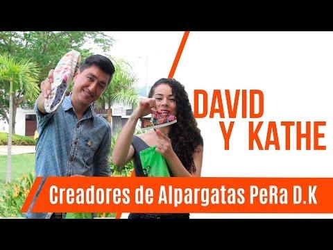 Historias de Emprendedores: David y Kathe, fundadores de Alpargatas PeRa