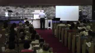 Bài giảng trên núi 3/5. Mathiơ 5:43 - 6:18. Mục sư Nguyễn Thỉ