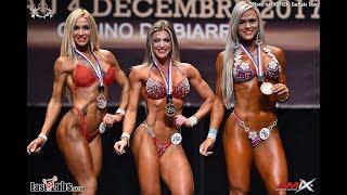 2017 Worlds Best WellnessFitness Girls from IFBB
