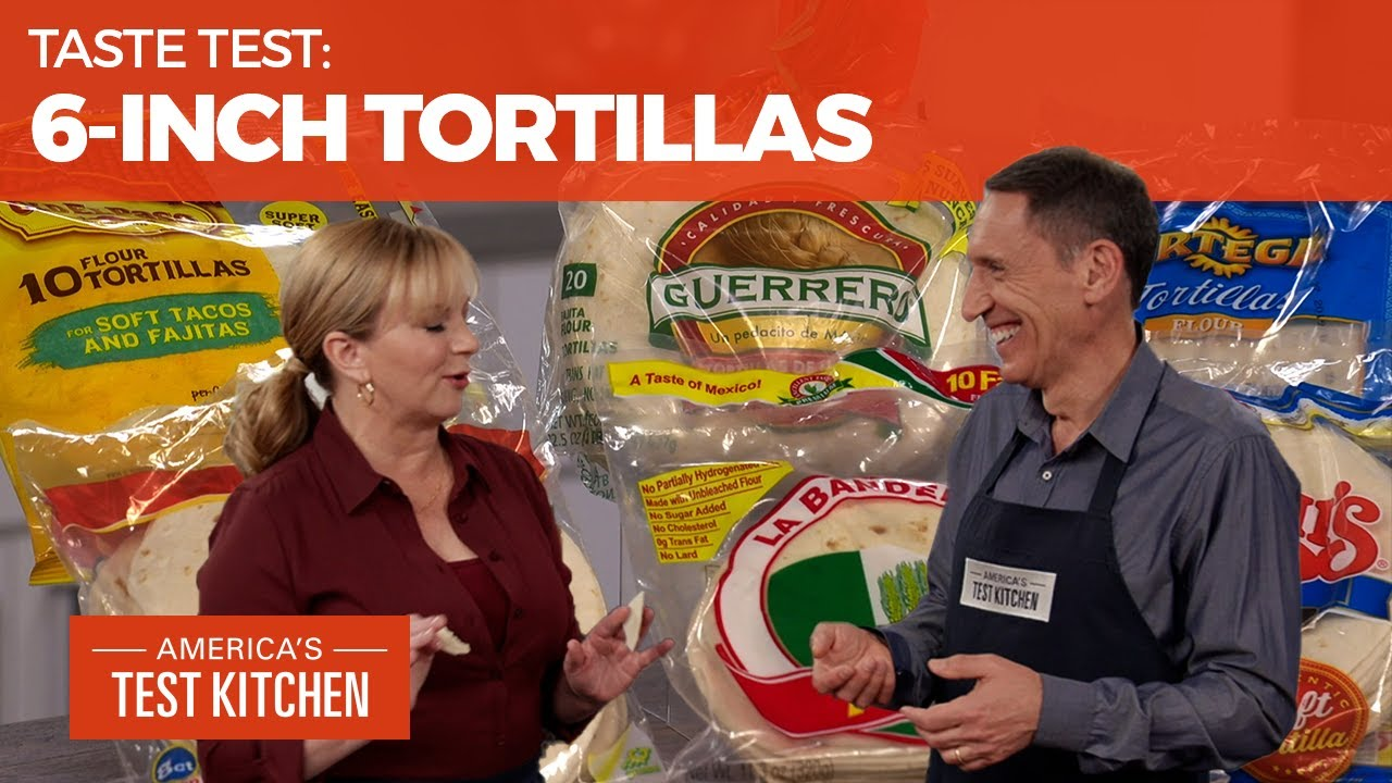 What Are the Best Corn Tortillas at the Supermarket?