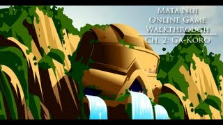 Скачать Mata Nui Online Game Walkthrough Part 2 Ga Koro