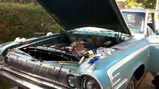 1964 Dodge 493 stroker